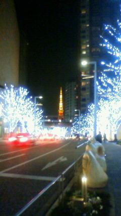東京タワーの見える風景vo.3