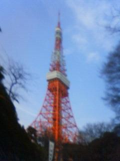 東京タワーの見える風景vo.4