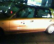 金のフジタクシー